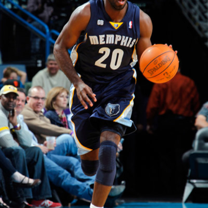 Grizzlies at Hornets - Jan. 18, 2012 - Gallery Two