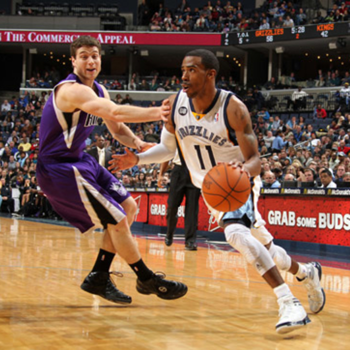 Grizzlies vs. Kings - Jan. 21, 2012 - Gallery Two