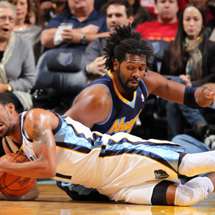 Grizzlies vs. Nuggets - Jan. 31, 2012 - Gallery One