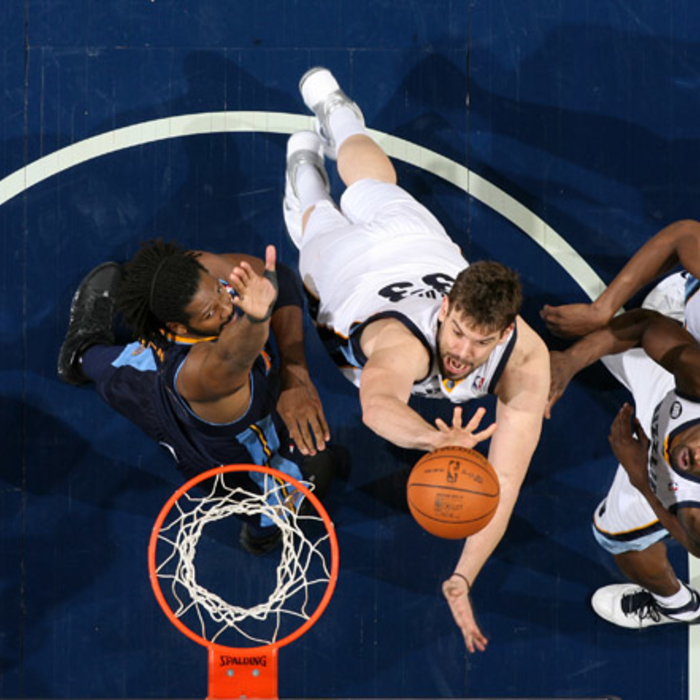 Grizzlies vs. Nuggets - Jan. 31, 2012 - Gallery Two
