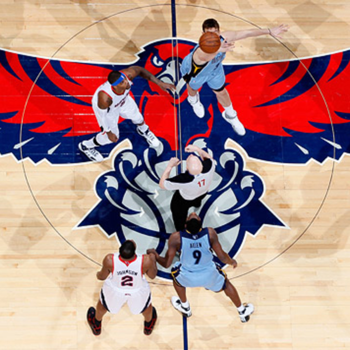 Grizzlies at Hawks - Feb. 2, 2012 - Gallery 4