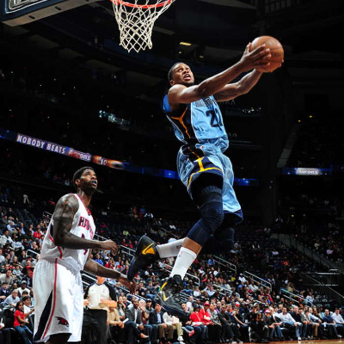 Grizzlies at Hawks - Feb. 2, 2012 - Gallery 3