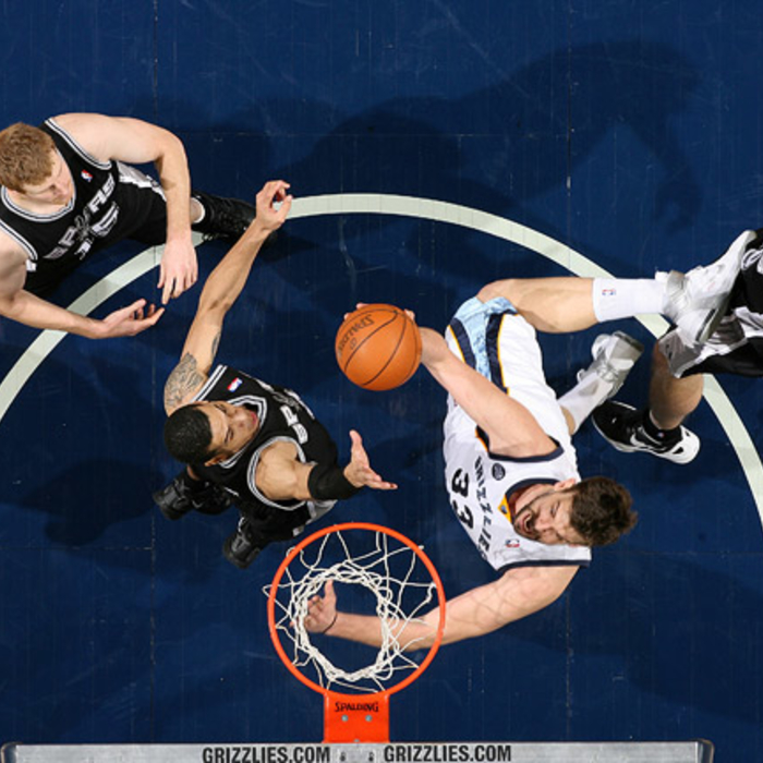 Grizzlies vs. Spurs - Feb. 6, 2012 - Gallery 2