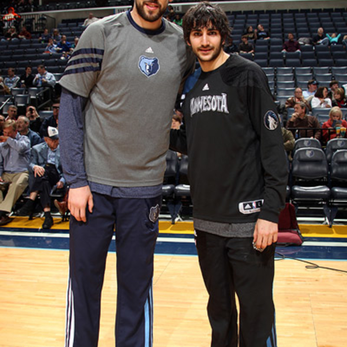 Grizzlies vs. T'Wolves - Feb. 8, 2012 - Gallery 1