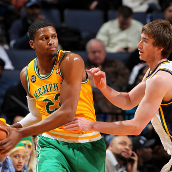 Grizzlies vs. Jazz - Feb. 12, 2012 - Gallery 1