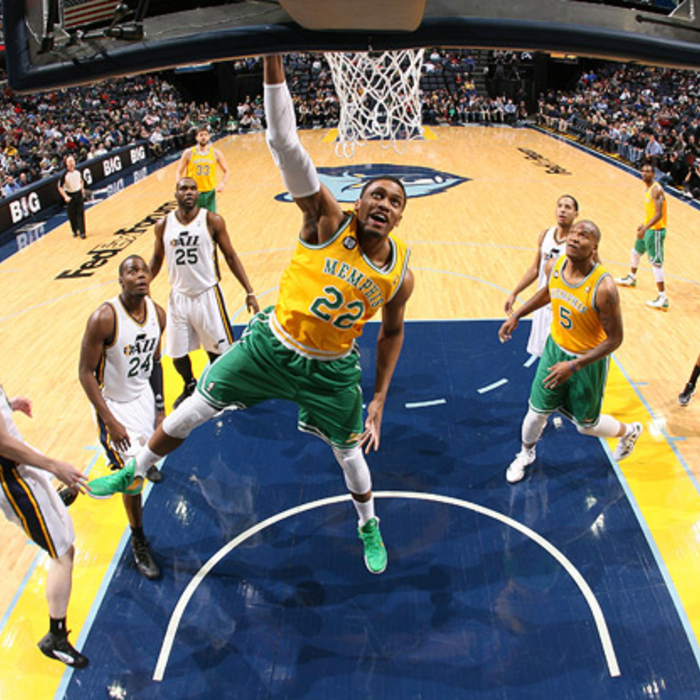 Grizzlies vs. Jazz - Feb. 12, 2012 - Gallery 2