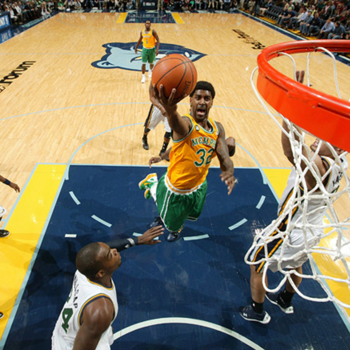 Grizzlies vs. Jazz - Feb. 12, 2012 - Gallery 3