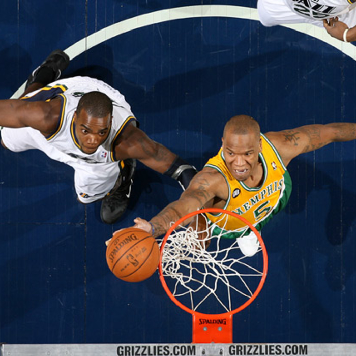 Grizzlies vs. Jazz - Feb. 12, 2012 - Gallery 4