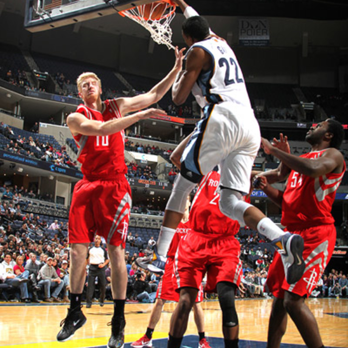Grizzlies vs. Rockets - Feb. 14, 2012 - Gallery 1