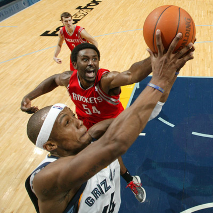 Grizzlies vs. Rockets - Feb. 14, 2012 - Gallery 3