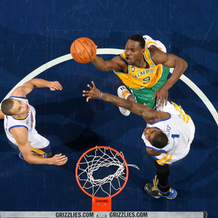 Grizzlies vs. Warriors - Feb. 18, 2012 - Gallery 2