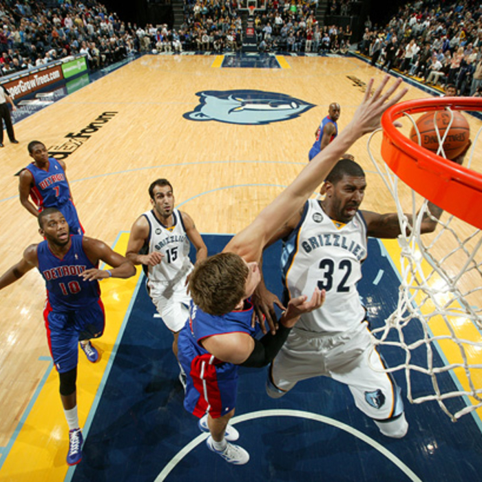 Grizzlies vs. Pistons - Mar. 3, 2012 - Gallery 3