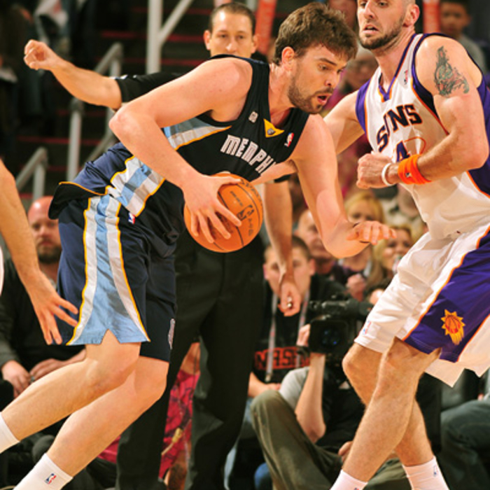 Grizzlies at Suns - Mar. 10, 2012 - Gallery 1