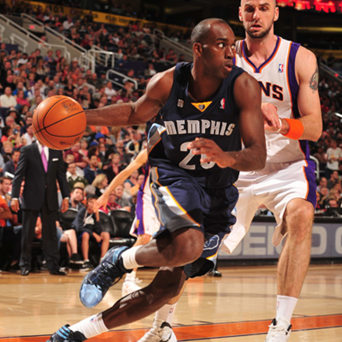 Grizzlies at Suns - Mar. 10, 2012 - Gallery 2