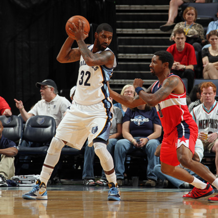 Grizzlies vs. Wizards - Mar 18, 2012 - Gallery 3