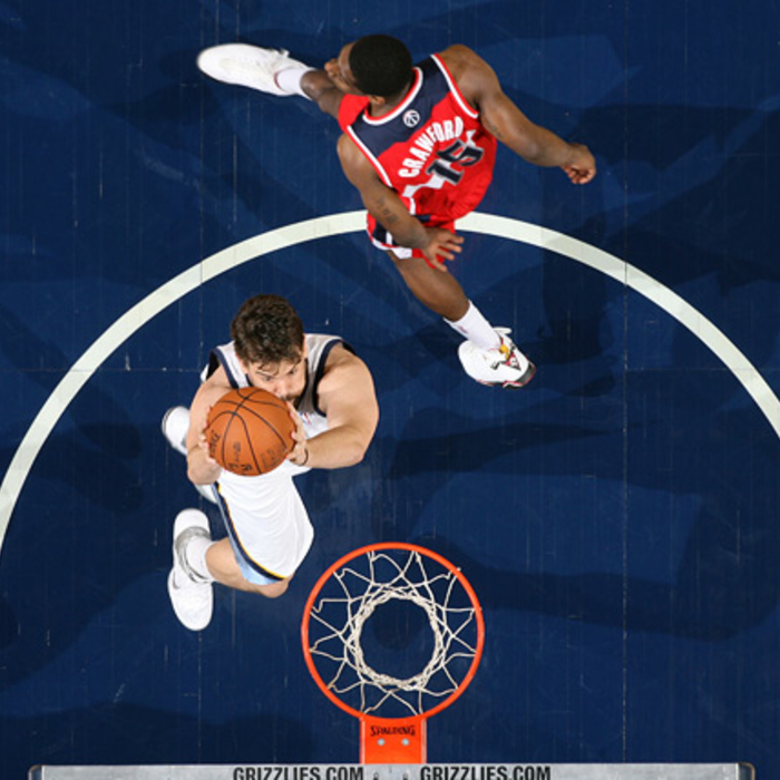Grizzlies vs. Wizards - Mar 18, 2012 - Gallery 1