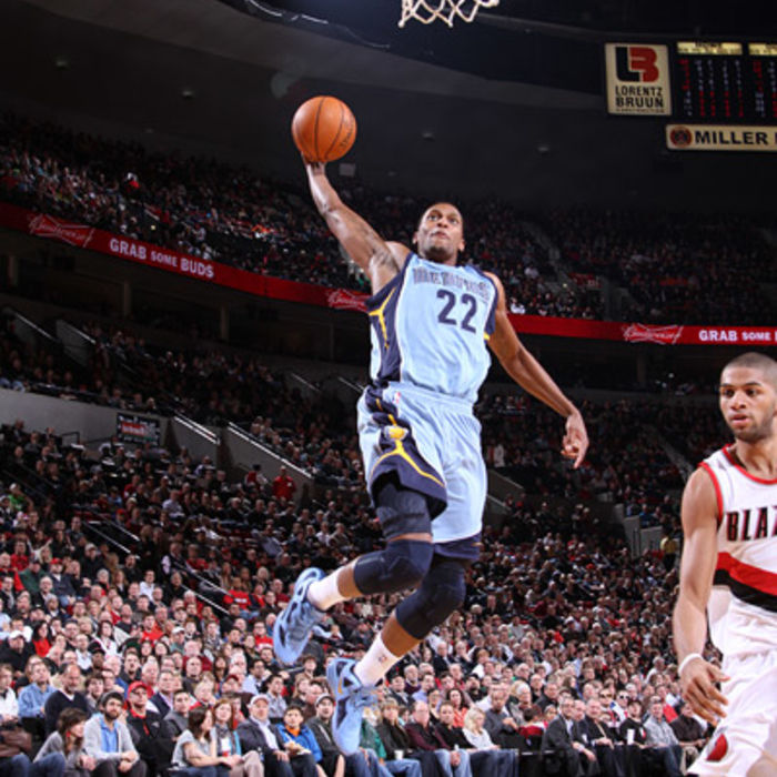 Grizzlies at Trail Blazers - Mar. 22, 2012 - Gallery 2