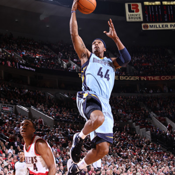 Grizzlies at Blazers - Mar. 22, 2012 - Gallery 4