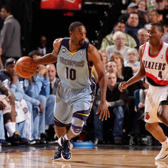Grizzlies at Blazers - Mar. 22, 2012 - Gallery 3