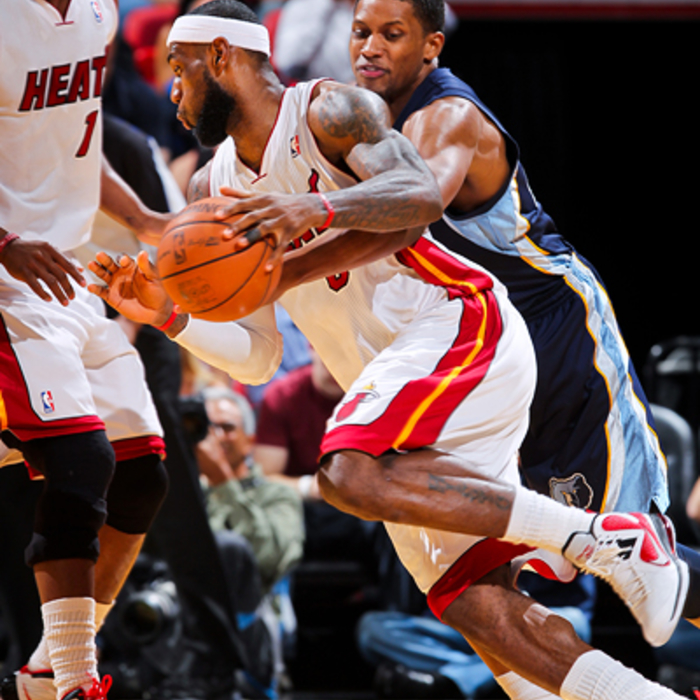 Grizzlies at Heat - Apr. 6, 2012 - Gallery 2