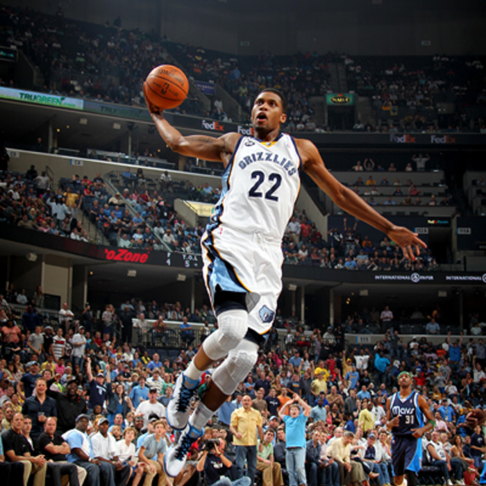 Grizzlies vs. Mavs - Apr. 7, 2012 - Gallery 1