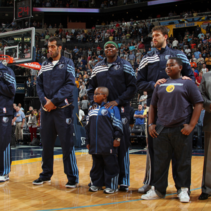 Grizzlies vs. Mavs - Apr. 7, 2012 - Gallery 3