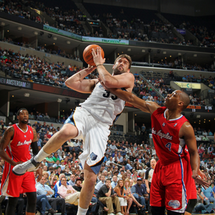 Grizzlies vs. Clippers - Apr. 9, 2012 - Gallery 1