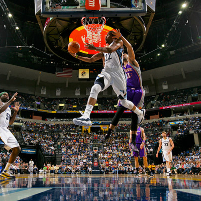 Grizzlies vs. Suns - Apr. 11, 2012 - Gallery 3