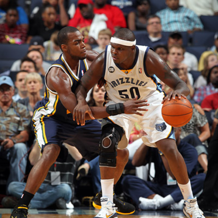 Grizzlies vs. Jazz - Apr. 14, 2012 - Gallery 3