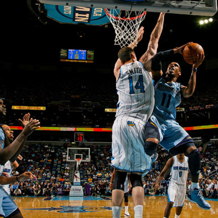 Grizzlies at T'Wolves - Apr. 17, 2012 - Gallery 1