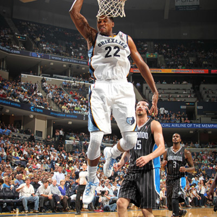 Grizzlies vs. Magic - Apr. 26, 2012 - Gallery 3