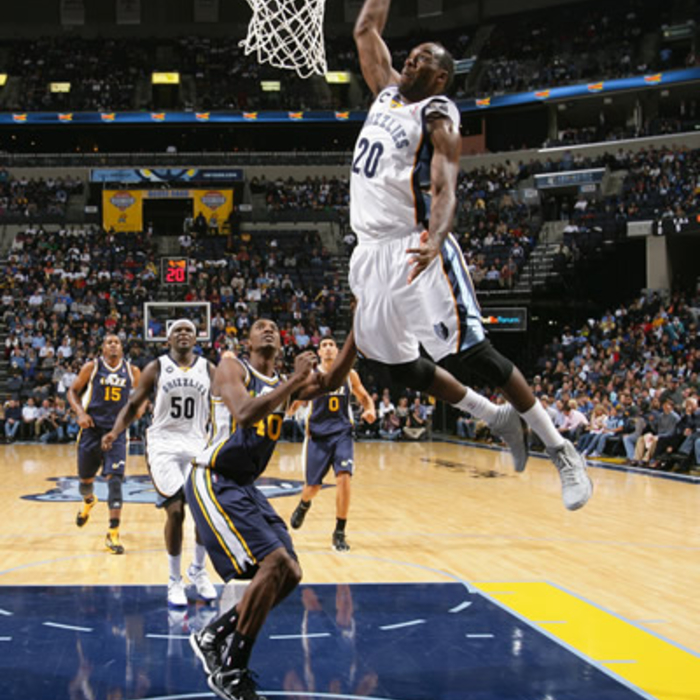 Grizzlies vs. Jazz: 11/05/12 - Gallery 3