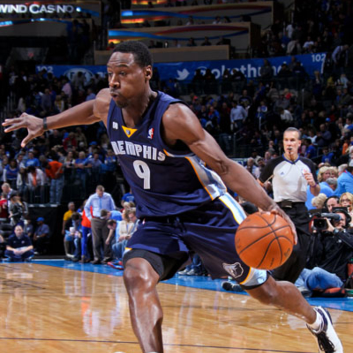 Grizzlies vs. Thunder: 11/14/12