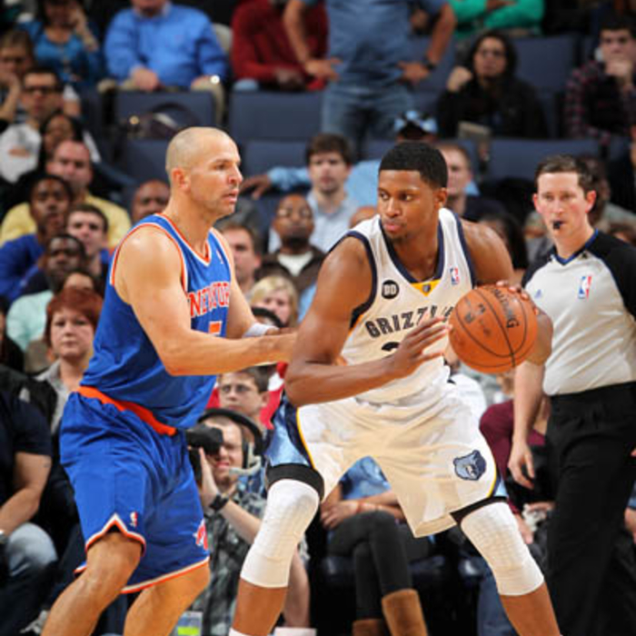 Grizzlies vs. Knicks: 11/16/12 - Gallery 2