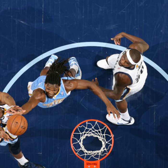 Grizzlies vs. Nuggets: 11/19/12 -  Gallery 1
