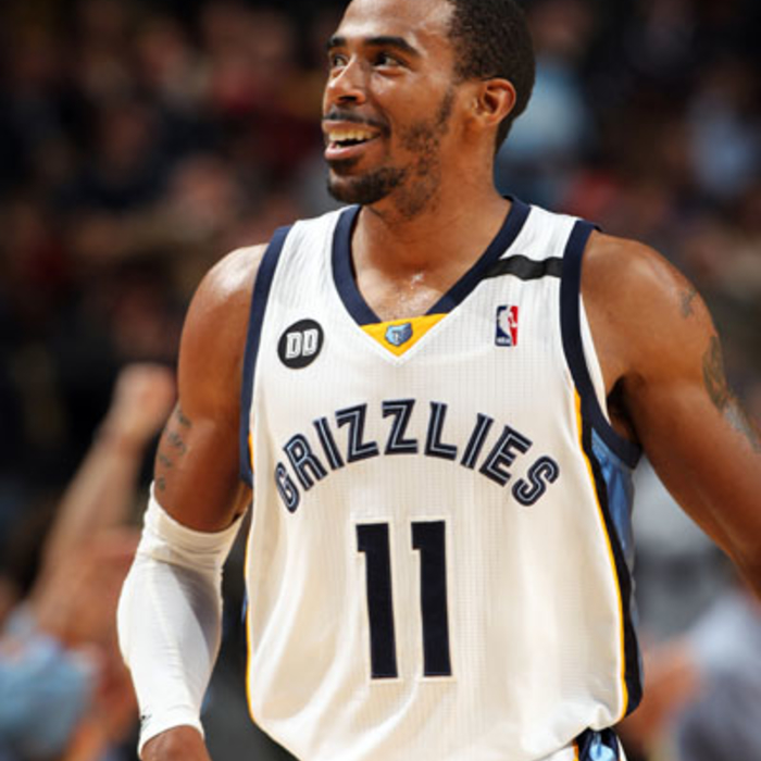 Grizzlies vs. Mavericks - 12/21/12
