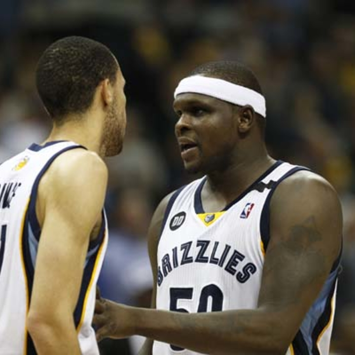 Game 6: Grizzlies vs. Clippers - 5/3/13: Gallery 1