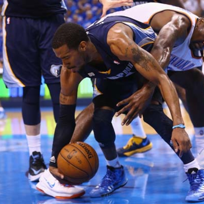 Game 2: Grizzlies vs. Thunder - 5/8/13 -  Gallery 2