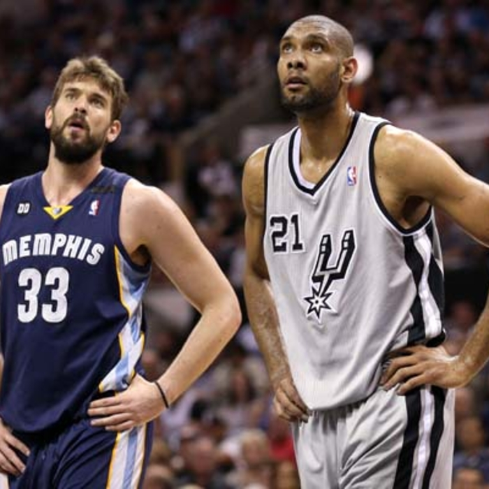 WCF Game 2: Grizzlies vs Spurs - 5/22/13 - Gallery 2
