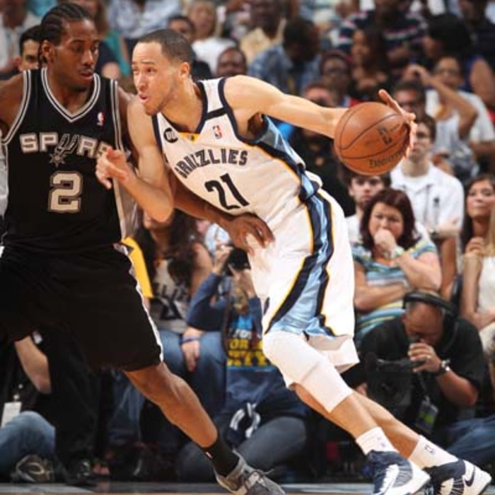 Western Conference Finals: Game 4: Grizzlies vs. Spurs - 5/28/13 Gallery 2