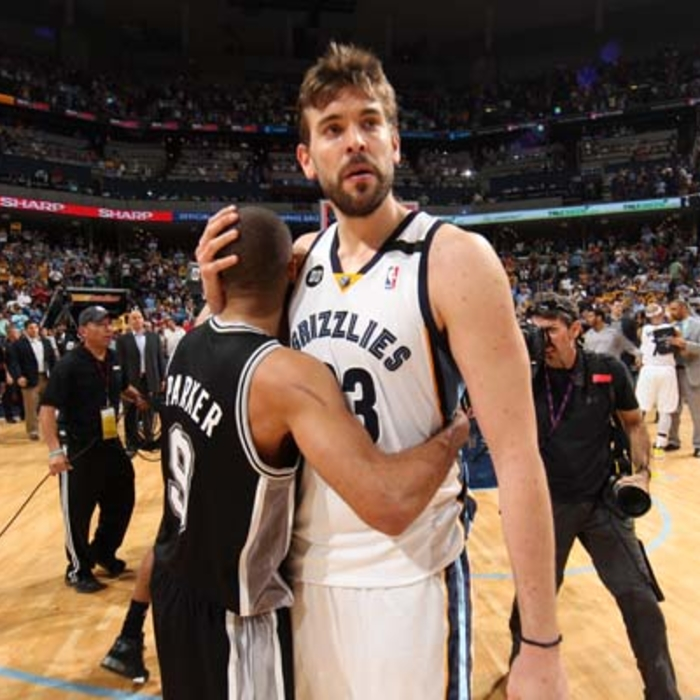 Western Conference Finals: Game 4: Grizzlies vs. Spurs - 5/28/13 - Gallery 1