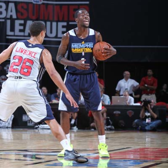 Summer League: Grizzlies vs. Wizards