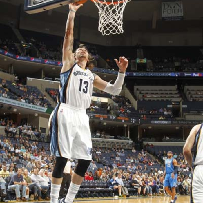 Preseason: Grizzlies vs. Mavericks - 10/10/13