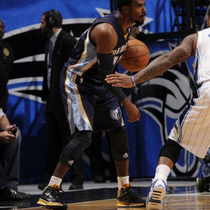 Preseason: Grizzlies vs. Magic - 10/18/13