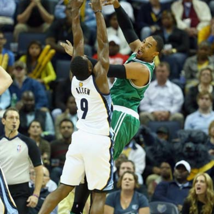 Grizzlies vs. Celtics - 11/04/13