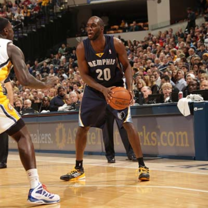 Grizzlies vs. Pacers - 11/12/13