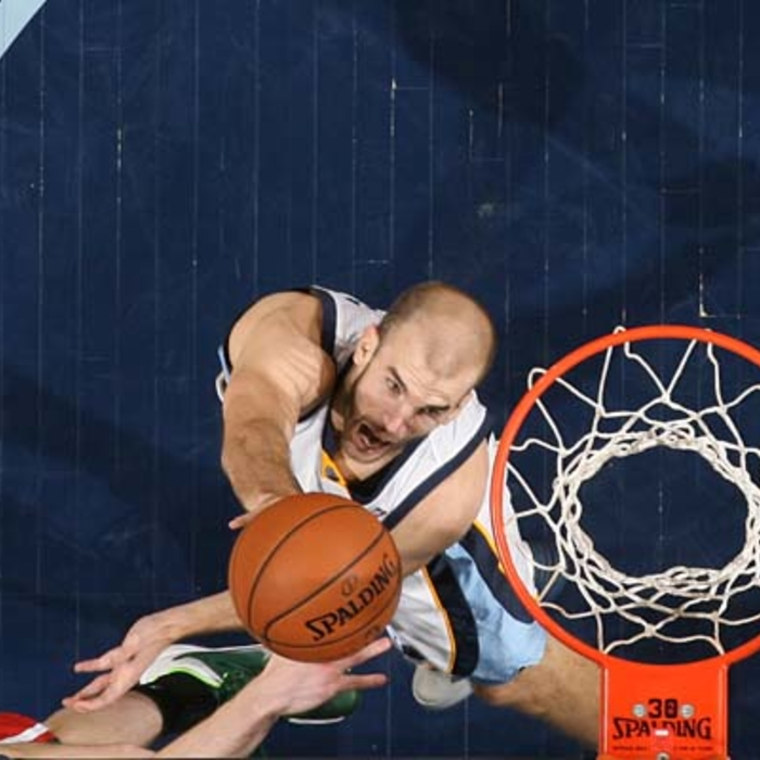Grizzlies vs. Bucks - 2/1/14