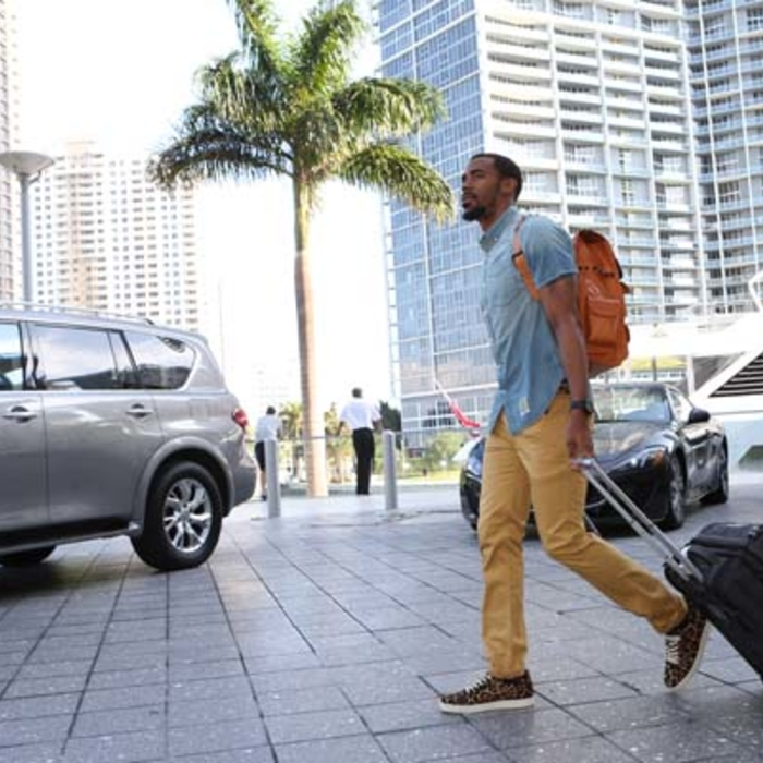 A Day in the Life: Grizzlies in Miami
