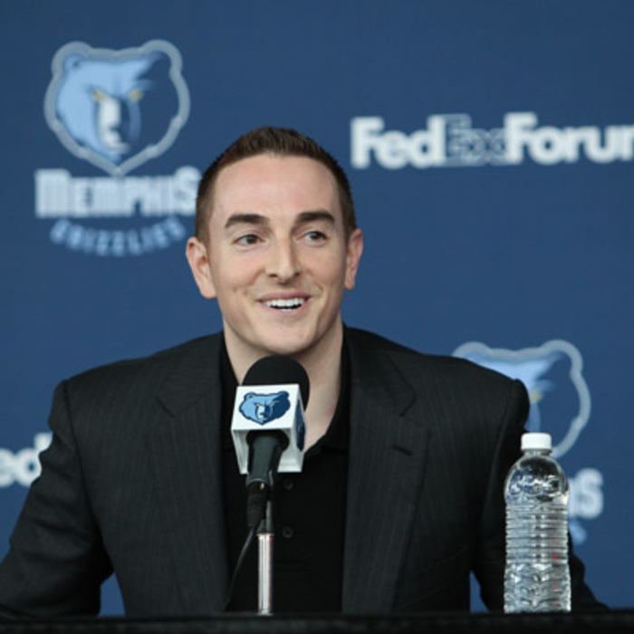 New ownership press conference - 11/5/12