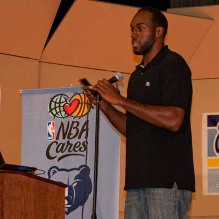 2012 Grizzlies Poetry Slam